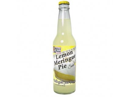 Rocket Fizz Lemon Meringue Pie 355ml USA