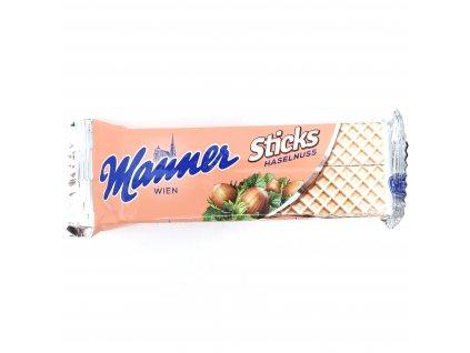 Manner oříšková sušenka - PEPIS.SHOP