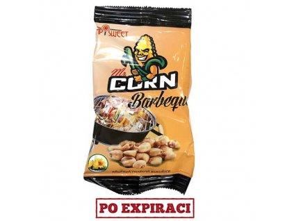 Po Expiraci Mr. Corn Křupavá Pražená Kukuřice BBQ 30g ESP