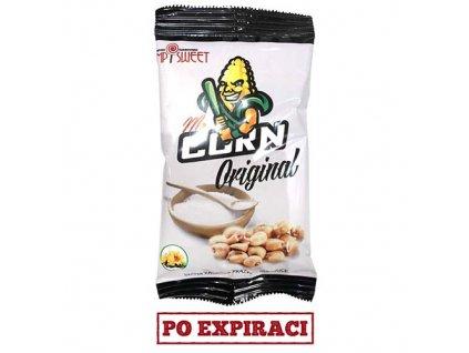 Po Expiraci Mr. Corn Křupavá Pražená Kukuřice Original 30g ESP