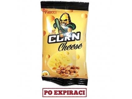 Po Expiraci Mr. Corn Křupavá Pražená Kukuřice Sýr 30g ESP