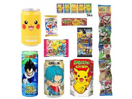 Anime Balíček