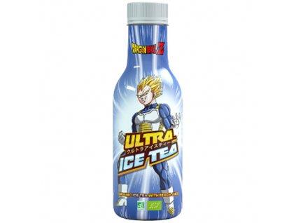 dragon ball z vegeta ultra ice tea with peach juice