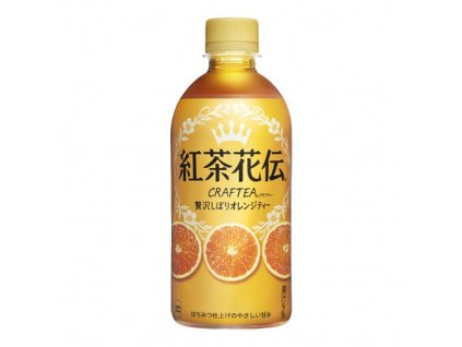 Kocha Kaden Crafty Rich Squeeze Orange 440ml JAP 2