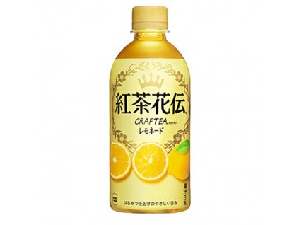 Kocha Kaden Crafty Rich Squeeze Lemonade 440ml JAP