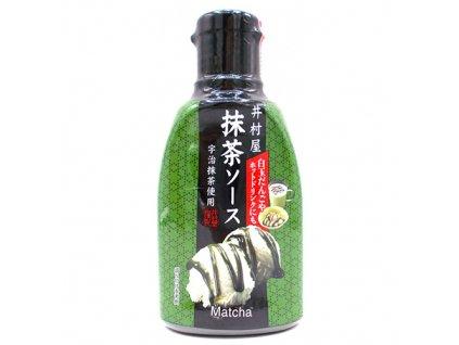 matcha dessert sauce inamuraya
