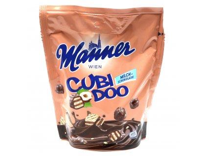 Manner kuličky v mléčné čokoládě - PEPIS.SHOP