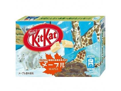 KitKat Mini Maple V Krabičce (3x9,9g) JAP