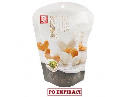 Po Expiraci Mr.Guoguo Durian Cashews Snack 40g CHN