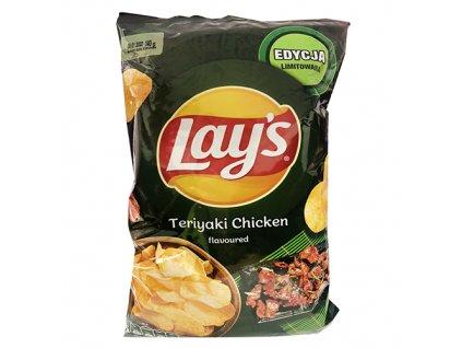Lay's Teriyaki Chicken 140g POL