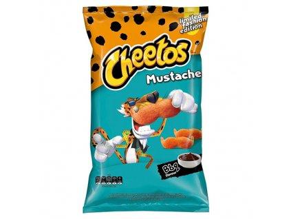 cheetos mustache chrupki kukurydziane o smaku sosu barbecue 160 g 5gkgdk