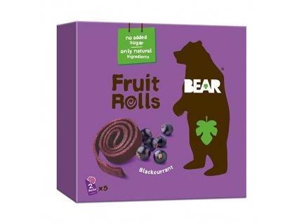 thumbnail 5060139431484 bear fruit rolls blackcurrant