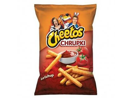 Po Expiraci Cheetos Ketchup Flavoured 150g POL