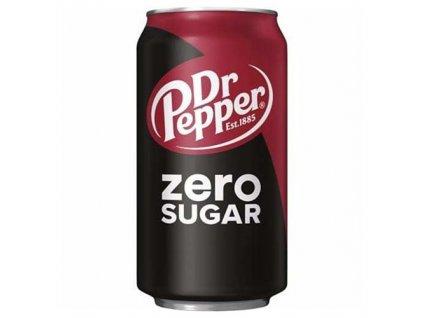 Dr. Pepper Zero Sugar 355ml USA