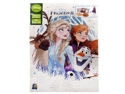 Disney Ledové Království 2 Sušenkový Adventní Kalendář 132g POL