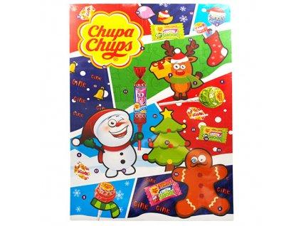 Chupa Chups Adventní Kalendář 169,4g CZE