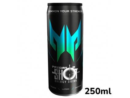 predatorshot energy drink