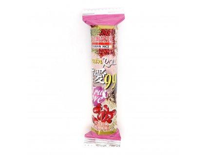 Obilná rolka s příchutí červené fazole, 1ks - PEPIS.SHOP