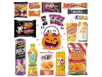 Halloweenský balíček