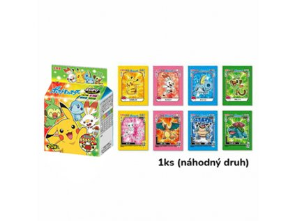 MARUMIYA Pokemon Furikake Japanese Rice Seasonings4 flavors20 packs 1