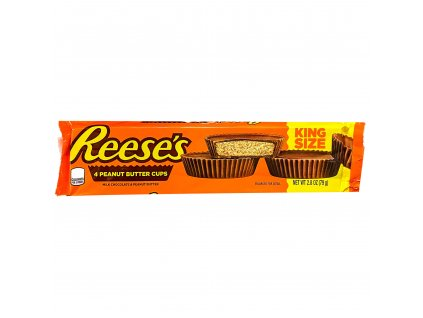 Reese's 4 Peanut Butter Cups 79g USA