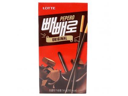257 pepero pocky cokolada
