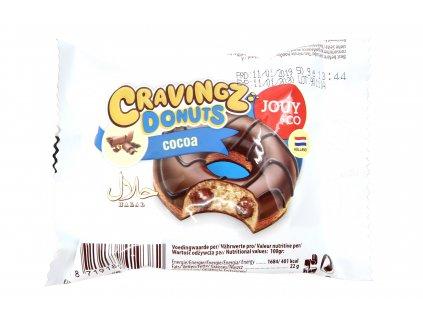 Čoko donut 50g - PEPIS.SHOP