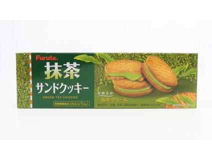 Sušenky s příchutí matcha - PEPIS.SHOP