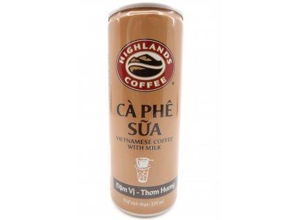 Vietnamská mléčná káva 235ml - PEPIS.SHOP