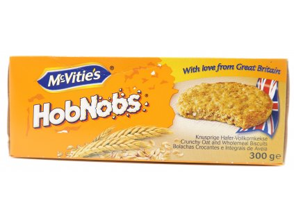 McVitie's HobNobs ovesné koláčky 300g