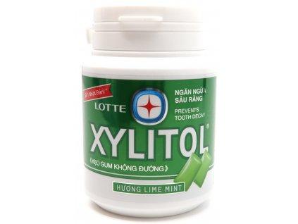 Xylitol máta limetka 61g VNM