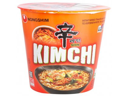 Ramen Shin Kimchi V Misce 112g KOR