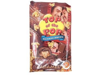 Top of the Pop popcorn čoko karamel 100g