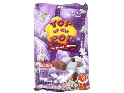 Top of the pop popcorn sladký 100g BG