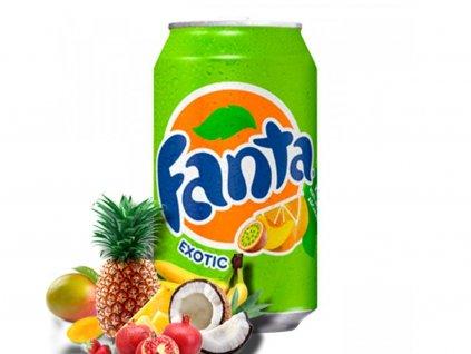 Fanta Exotic 355ml EU