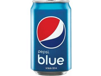 Pepsi Blue 330ml USA