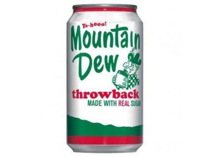 Mountain Dew Throwback 355ml USA