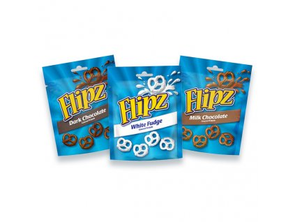 Flipz 3 Mix Milk White Dark