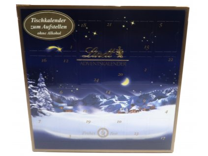 Lindt adventní kalendář 115g