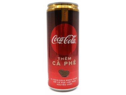 Coca Cola Kafe 330ml VNM