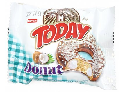 Elvan today donut 50g kokos