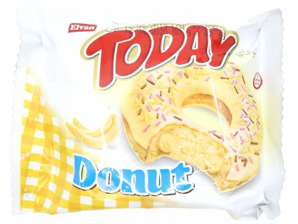 Today donut 50g banán