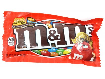 M&M's Peanut Butter - 46,2g