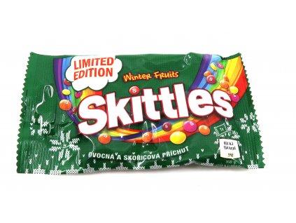 Skittles Winter Fruits 100g