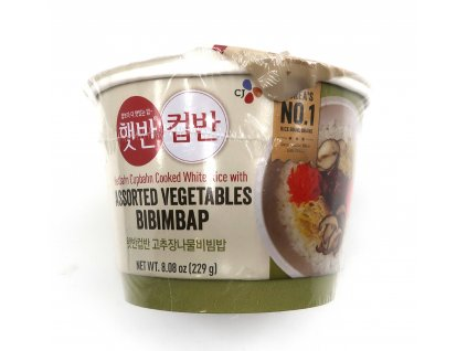 CJ BIBIMBAP-zeleninový