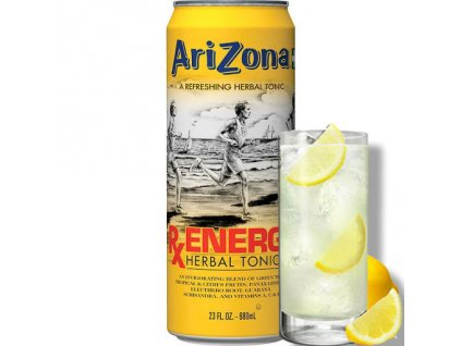 Arizona ENERGY Herbal Tonic 680ml USA
