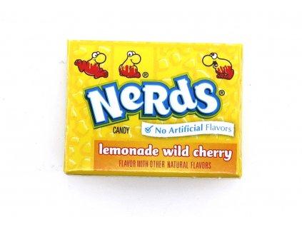 Nerds Mini Limonáda Divoká Třešeň 14g USA