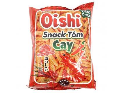 380 oishi chipsy krevetove palive