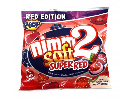 Nimm2 Soft Super Red 90g