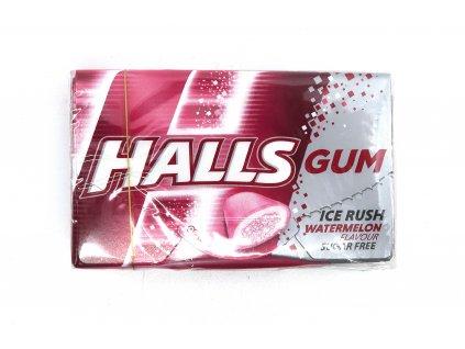 Halls gum 18g watermelon